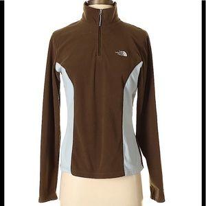 The North Face Fleece Half Zip Pullover